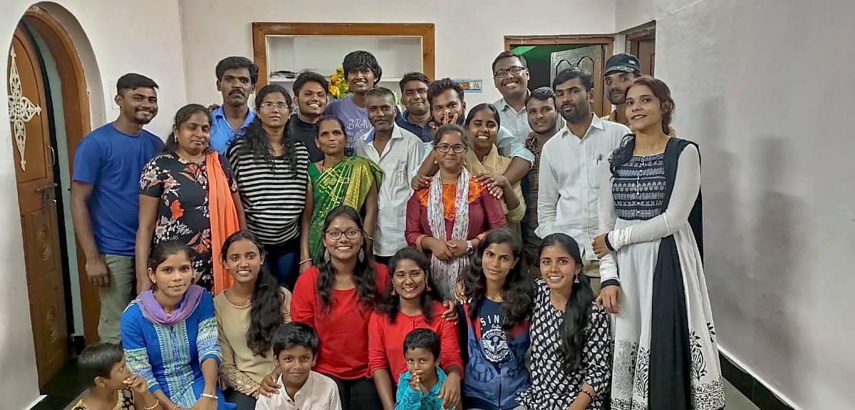 Христианство в Индии: миссионерские новости из новой церкви