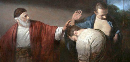Притча о двух сыновьях в Евангелии от Матфея и ее толкование