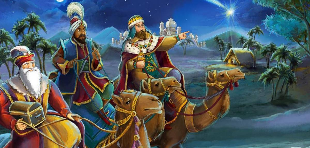 Кем были волхвы, которые принесли дары Иисусу Христу?