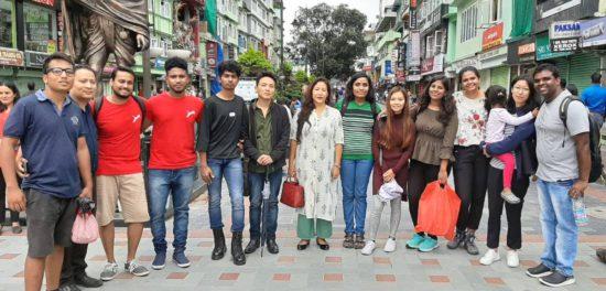 Новые победы церкви Христа в Индии: начало миссии в Гангтоке