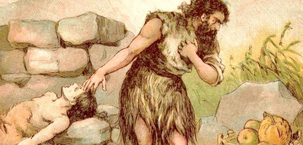 Кого боялся Каин после убийства Авеля - гигантов и херувимов?