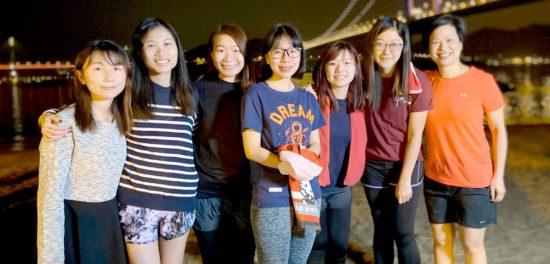 Крещение в Гонконге: о том, как Бог изменил жизнь Гледис