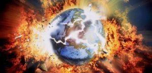 Земля будет уничтожена огнем согласно Библии (2-е Петра)?
