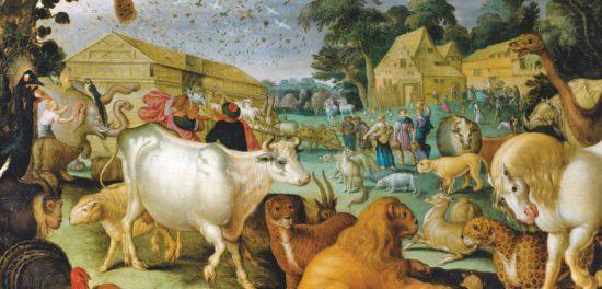 Сколько животных было на Ноевом Ковчеге и как они поместились?