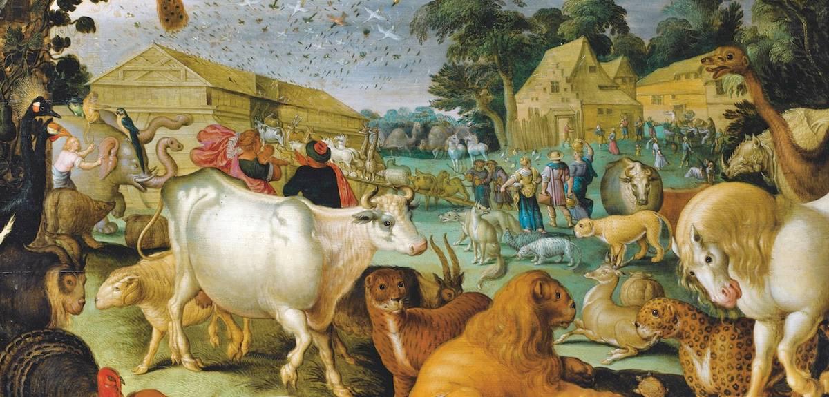 Сколько животных было на Ноевом Ковчеге и как они туда поместились?