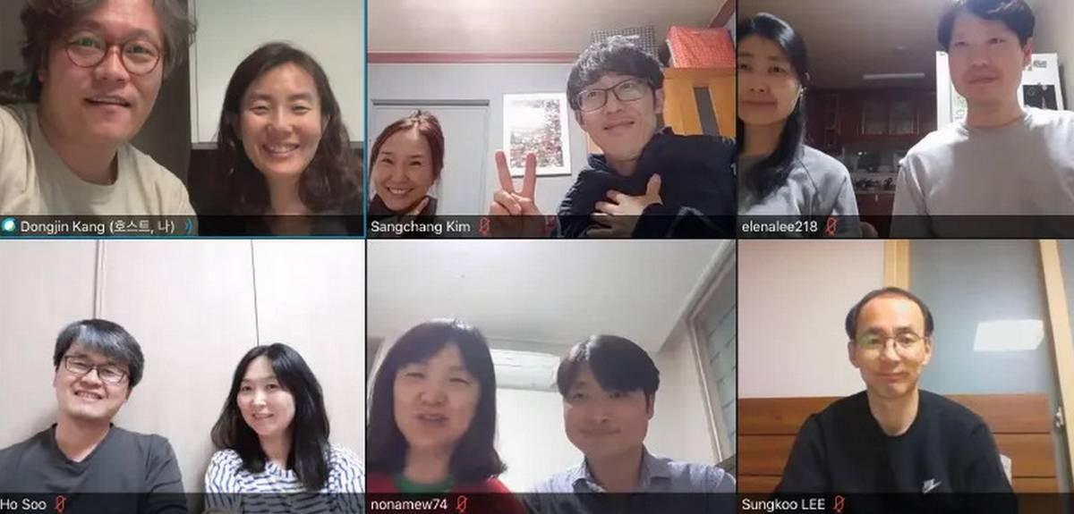 Церковь Христа в Южной Корее (Тегу) переходит на онлайн-службы
