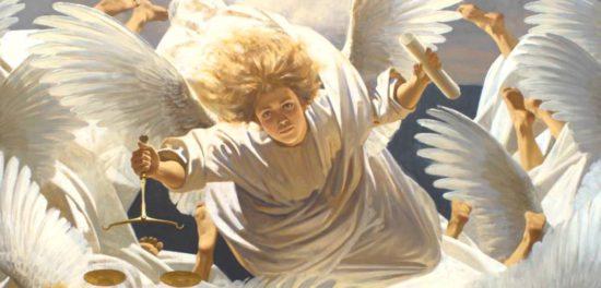 Разве не знаете, что мы будем судить ангелов — о чем это Библия?