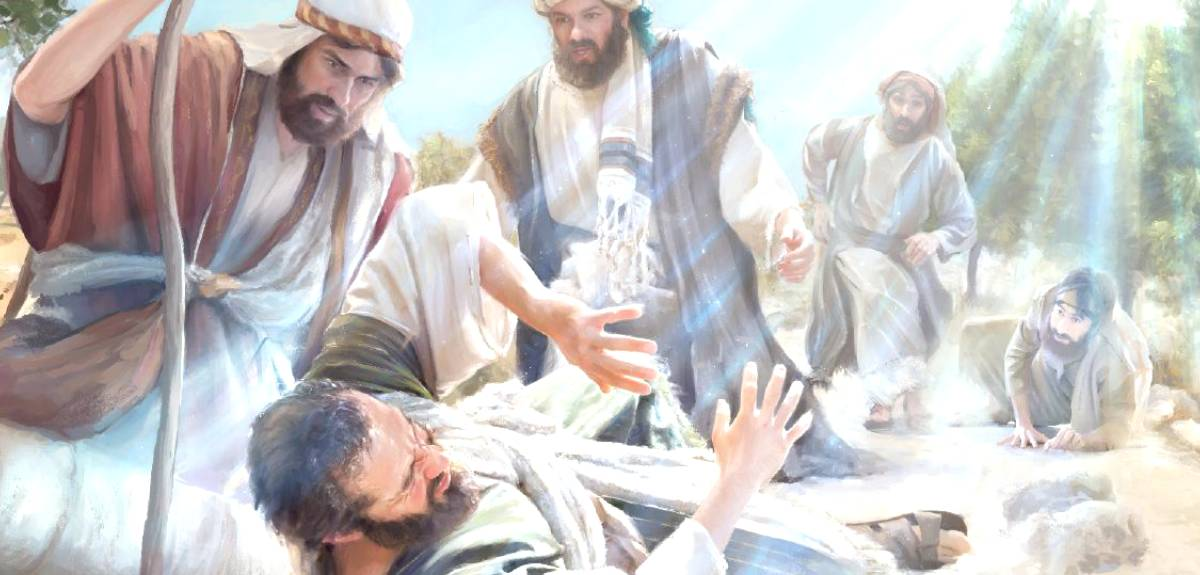 Убивал ли апостол Павел христиан во время гонений?