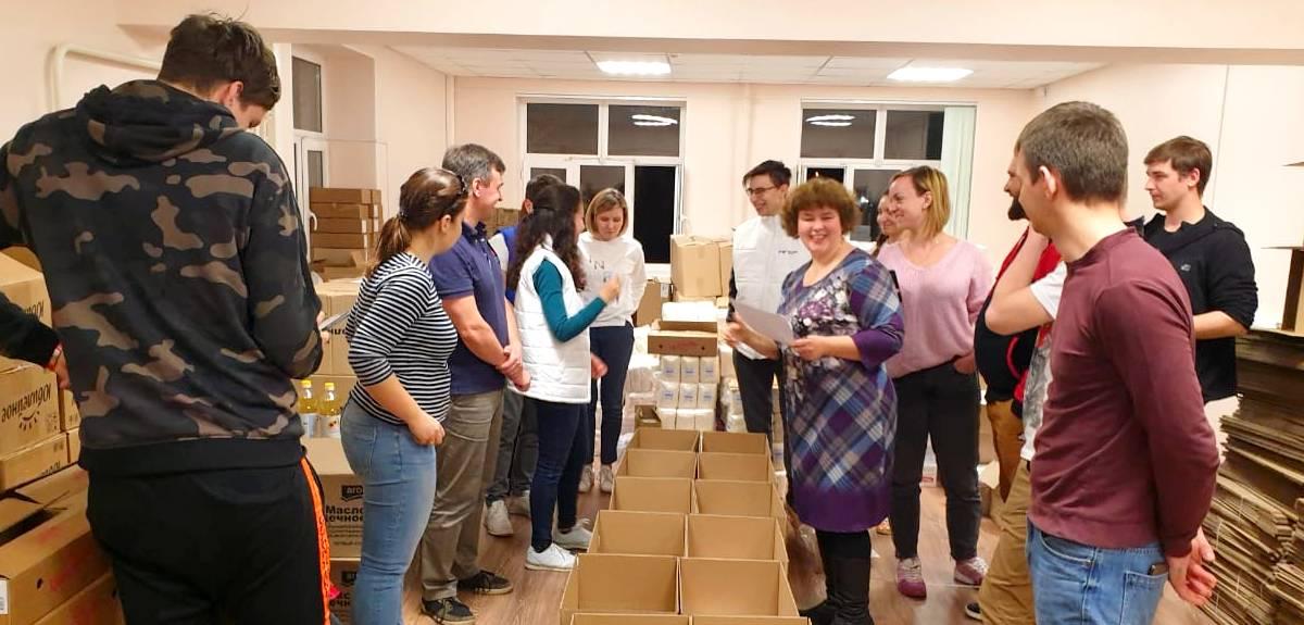 Как мы стали волонтерами: опыт подмосковных семей