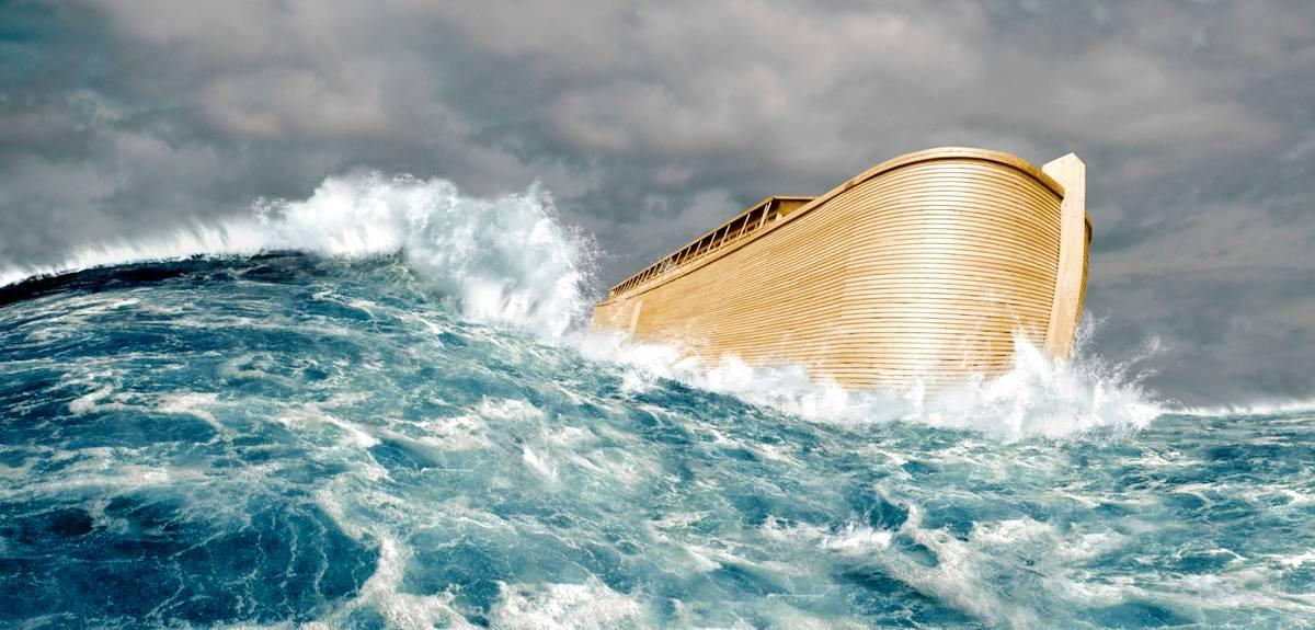 Всемирный потоп: попытка объяснить библейское чудо