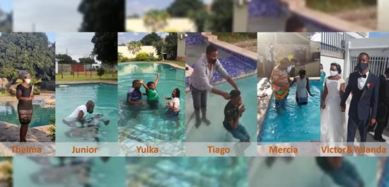 Как церковь Христа в Мозамбик (Мапуту) переживает карантин