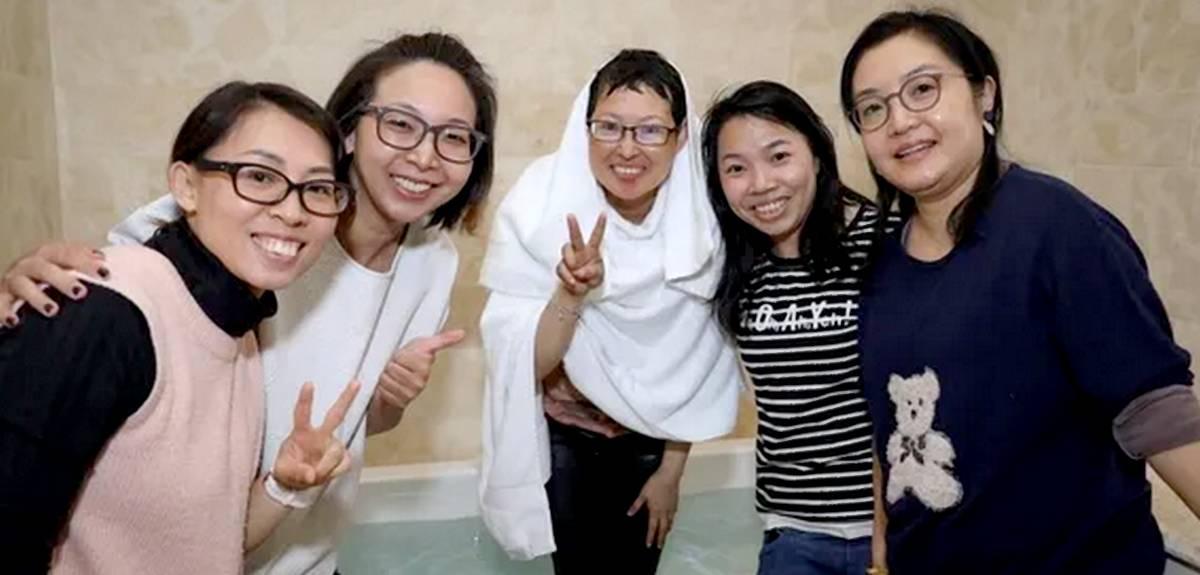 Христианские истории из Китая: о болезни, любви и прощении