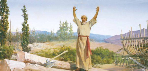 Доказательства всемирного потопа: объясняя чудо Библии