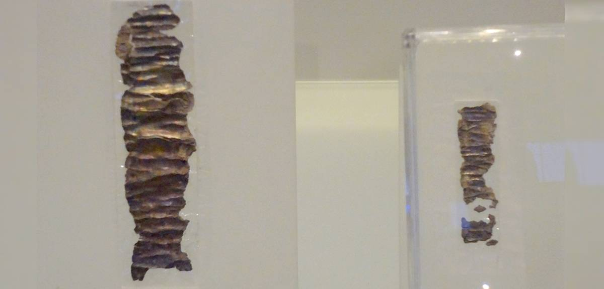 Серебряные свитки: одна из самых значимых библейских находок