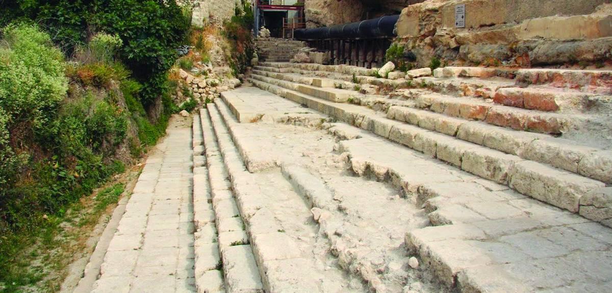Силоамская купель: археологи нашли библейскую купальню