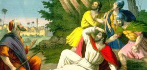 Апостол Павел на пути в Дамаск: кто слышал голос с неба?