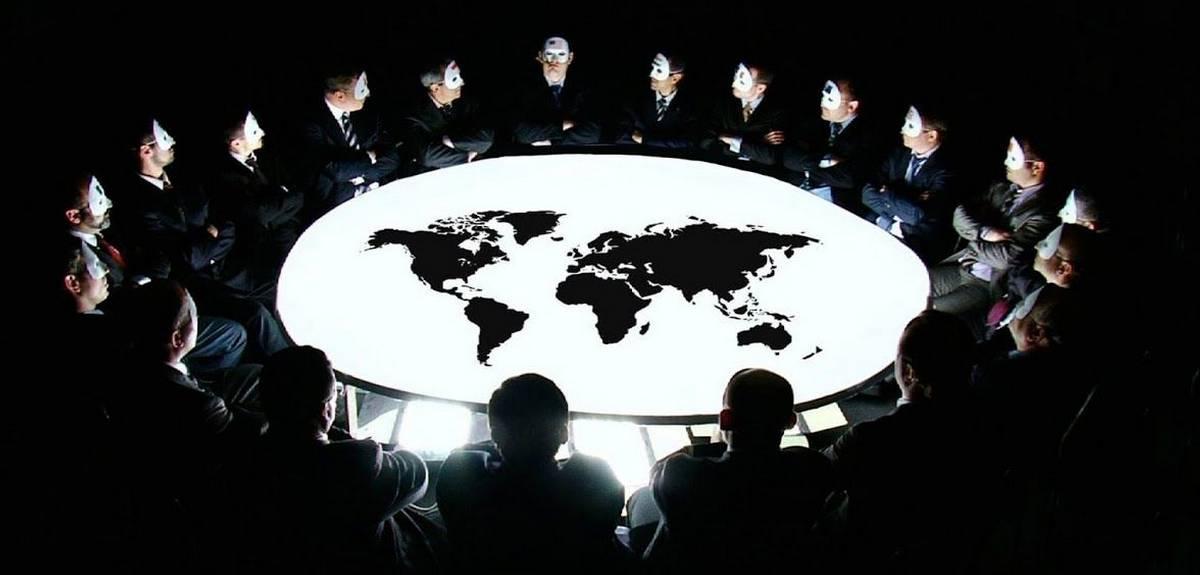 Правительство нового мирового порядка, Библия и антихрист