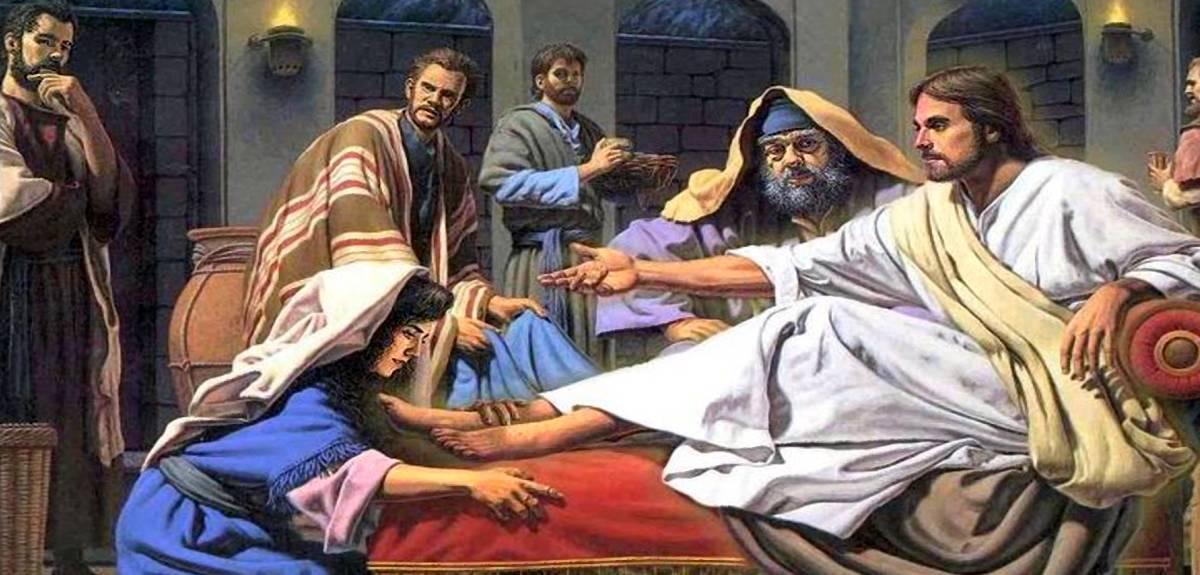 Помазание Иисуса Христа: почему в Библии разные описания?