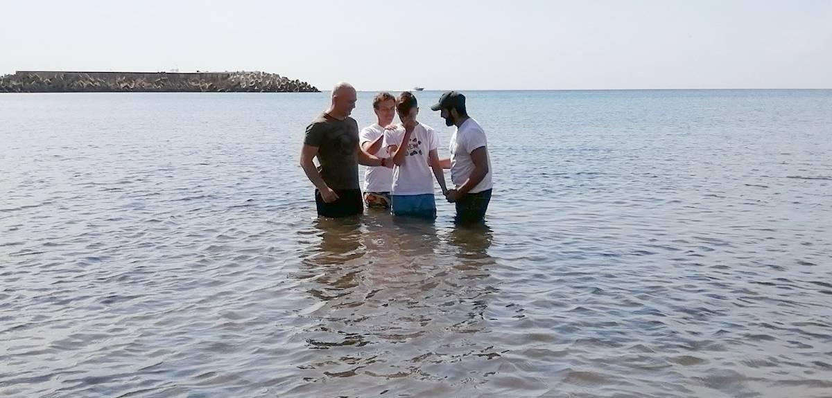 На Юге России состоялся первый подростковый христианский выезд