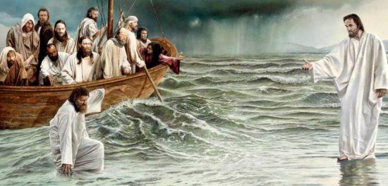 Чудеса Иисуса Христа - онлайн-тест с ответами