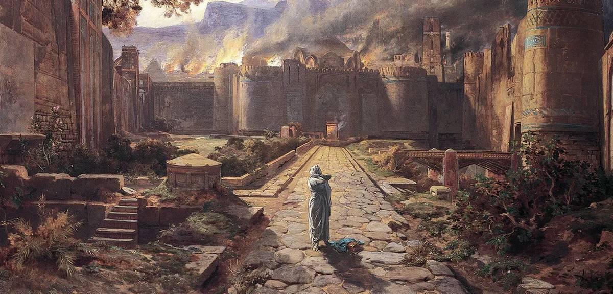 Содом и Гоморра в Библии: за что Бог уничтожил эти города?