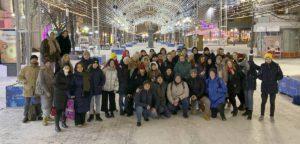 В Челябинске состоялась молодежная встреча христиан