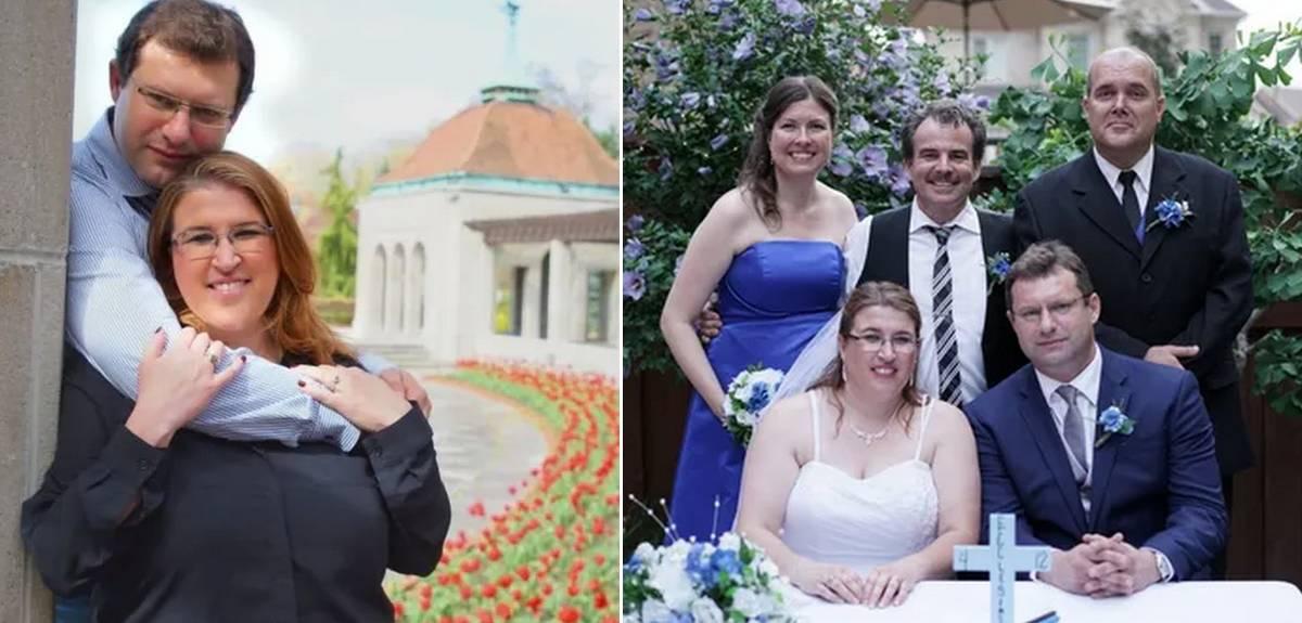 Красивые истории любви: как Эми и Джейкоб нашли друг друга