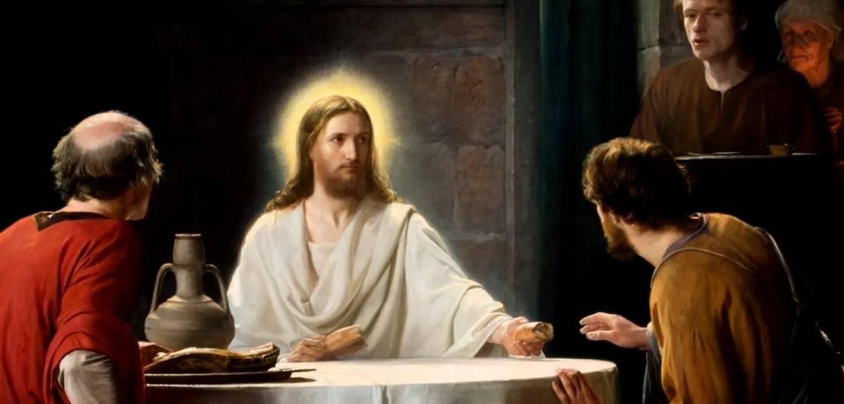 Явление Иисуса Христа после воскресения Своим ученикам