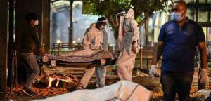 Коронавирус в церквях Христа в Индии: с молитвами к Богу