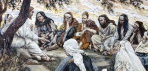 Некоторые, из стоящих здесь, не вкусят смерти: Матфея 16:28