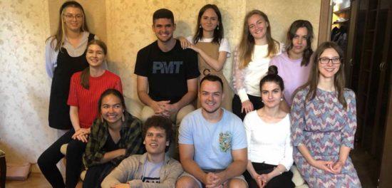 Новости об отправке миссионерской команды в Калининград