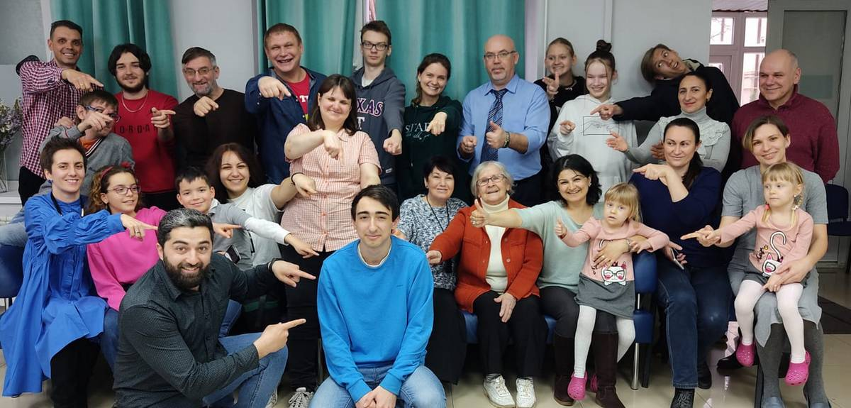 Церковь в Ростове-на-Дону празднует крещение Гамлета