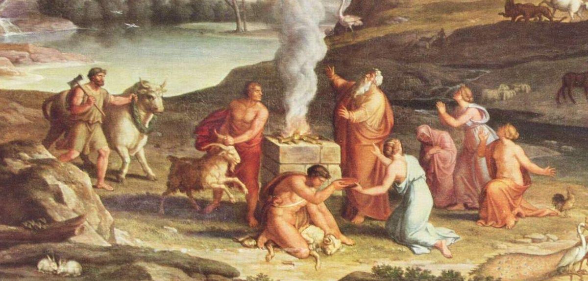 Правда, что жертвоприношения в Ветхом Завете не избавляли от грехов?